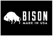 Bison made strops