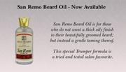 San remo beard oil large