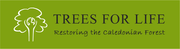 Trees for life logo final horizontal green