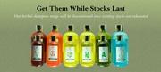 Herbal shampoos dis large