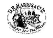 Dr harris logo